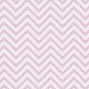 Love You- Papers- Lilac Chevrons