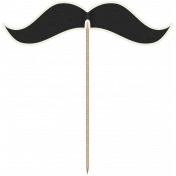 The Guys- Minikit- Moustache Stick