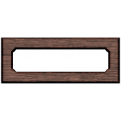 The Guys- Minikit- Wooden Tag