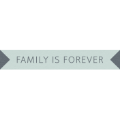 YesterYear- Elements- Family Forever