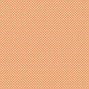 Picnic Day Paper - Apples Orange