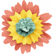 Picnic Day Flower 1