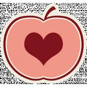 Picnic Day Sticker- Apple