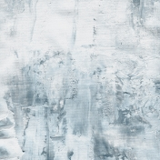 Winter Day- Paper- Textured Paint 1
