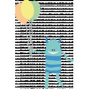 Happy Birthday- Minikit- Party Monster 1- Boy