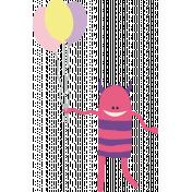 Happy Birthday- Minikit- Party Monster 1- Girl