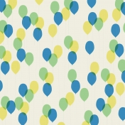 Happy Birthday- Minikit- Balloons- Boy