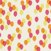 Happy Birthday- Minikit- Balloons- Girl