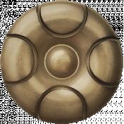 In The Pocket - Element - ArtDeco Button