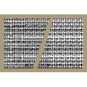 In The Pocket- Photo Cards- 6x4- Diagonal Photos Tan
