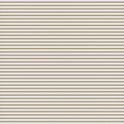 In The Pocket- Patterned Papers- Stripes White