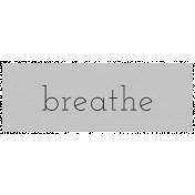 In The Pocket- Minikit- Breathe