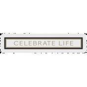 In The Pocket- Minikit- Words- Celebrate Life
