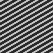 In The Pocket- Minikit- Patterned Paper- Stripes Black