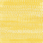 Raindrops & Rainbows- Minikit- Painted Yellow Paper