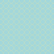 Baby On Board- Patterned Papers- Quatrefoil