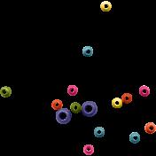 Raindrops & Rainbows- Minikit- Scatter