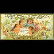 Secret Garden- Elements- Vintage Tea Party