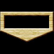 Secret Garden- Elements- Wood- Arrow