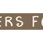 Family Day- Elements- Wordart- Brothers Forever