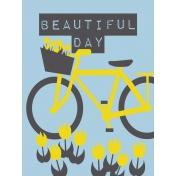 Destination Holland- Journal Cards-3 x 4 Bike