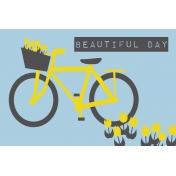 Destination Holland- Journal Cards-6 x 4 Bike