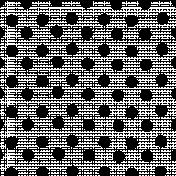 Paper Templates- Polkadots 02- 24 Painted Dots