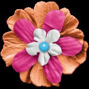 Summer Lovin- Minikit- Flower- Orange