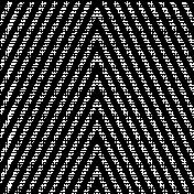 Paper Templates- Stripes 3- #024 Stripes Chevron