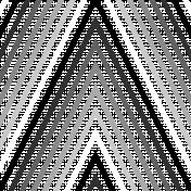 Paper Templates- Stripes 3- #025 Stripes Multi