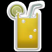 Food Day- Elements- Lemonade Sticker