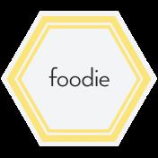 Food Day- Labels- Foodie