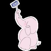 Digital Day- Elements- Elephant Selfie