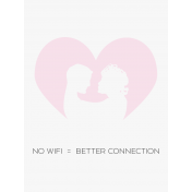 Digital Day- Filler Cards- No Wifi- 3x4