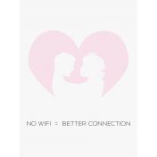 Digital Day- Filler Cards- No Wifi- 3x4