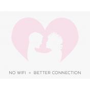 Digital Day- Filler Cards- No Wifi- 4x3