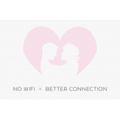 Digital Day- Filler Cards- No Wifi- 6x4