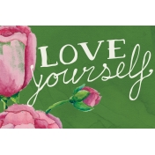 Renewal- Journal Cards Kit- Love Yourself- 6x4