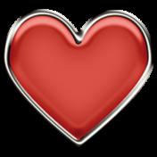 Treasured- Minikit- Brad- Heart