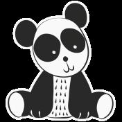 New Day- Elements- Panda