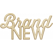 New Day- Elements- Wordart Brand New