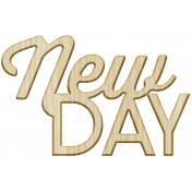 New Day- Elements- Wordart New Day