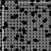 Paper Templates - Polkadot #3 - Sketchy Dot