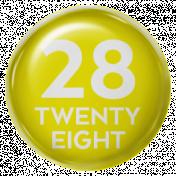 New Day- Brads 52 Weeks- Yellow- Brad 28