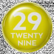 New Day- Brads 52 Weeks- Yellow- Brad 29