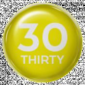 New Day- Brads 52 Weeks- Yellow- Brad 30