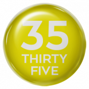 New Day- Brads 52 Weeks- Yellow- Brad 35