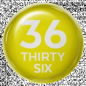 New Day- Brads 52 Weeks- Yellow- Brad 36