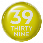 New Day- Brads 52 Weeks- Yellow- Brad 39