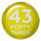New Day- Brads 52 Weeks- Yellow- Brad 43
